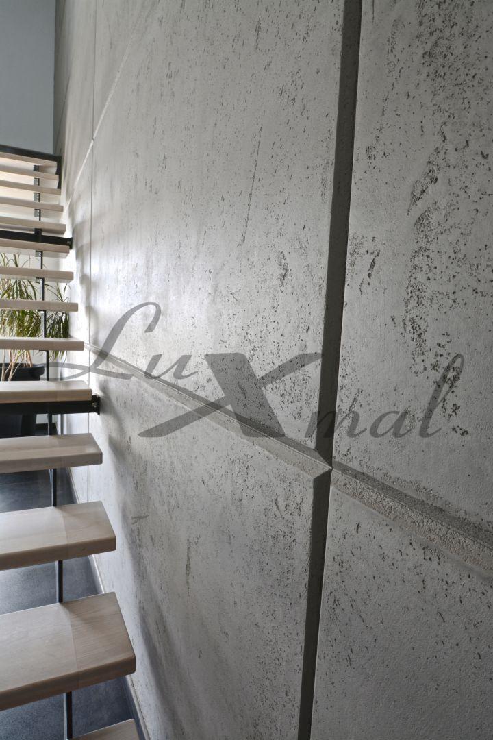 Beton Tynk Dekoracyjny Luxmal